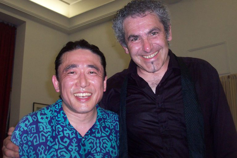 With Itchiro Onoé