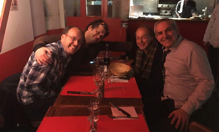 L.Beier, DJ.Martin & Boulou.Ferré