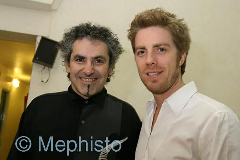 with Kyle Eastwood